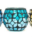 3 Assorted Primavera Votive Cups