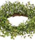 Baby Grass Candle Ring 4.5 Inch