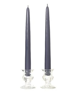 12 Inch Wedgwood Tapers - Unscented