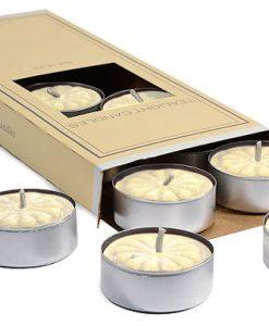 Warm Vanilla Sugar Tea Lights