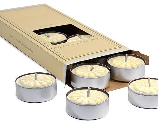 French Butter Creme Tea Lights