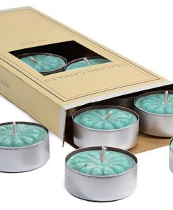 Cool Citrus Basil Tea Lights