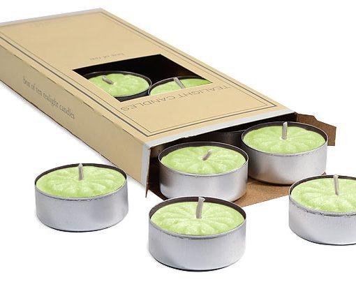 Honeydew Melon Tea Lights