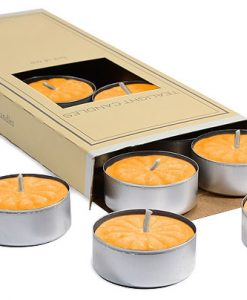 Creamsicle Tea Lights