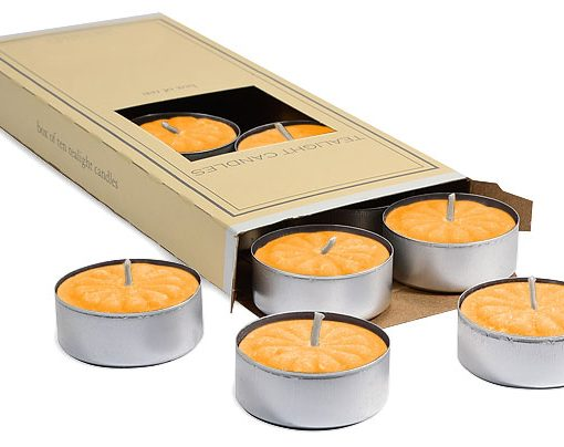 Coconut Mango Splash Tea Lights