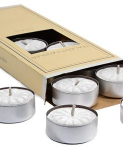 White Tea Lights 10 Pack