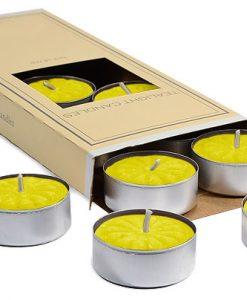 Tropical Pineapple Tea Lights