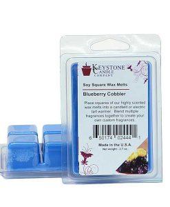 Blueberry Cobbler Soy Tarts