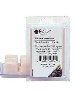 Black Raspberry Vanilla Soy Tarts
