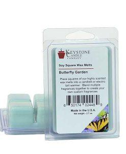 Butterfly Garden Soy Tarts