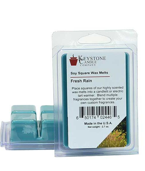 Fresh Rain Soy Tarts