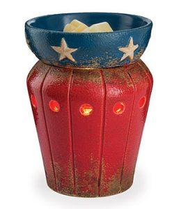 Americana Tart Burner